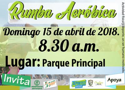Rumba Aeróbica Parque Principal