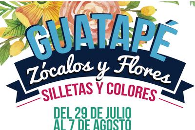 II versión Zócalos y flores, silletas y colores.