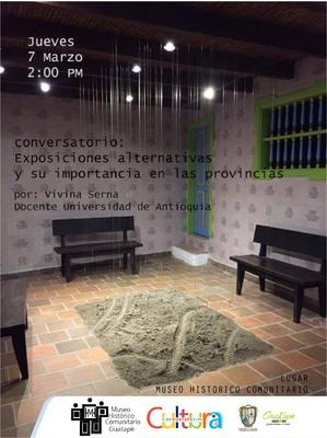 Exposiciones alternativas y su importancia en las provincias
