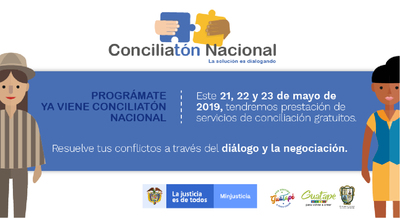 jornada nacional de conciliatón