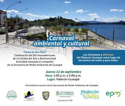 Carnaval Ambiental y Cultural
