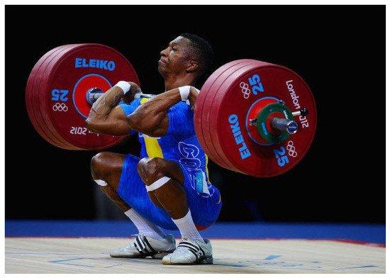 Campeonato nacional sub 21 y clasificatorios juegos nacionales de levantamiento de pesas.