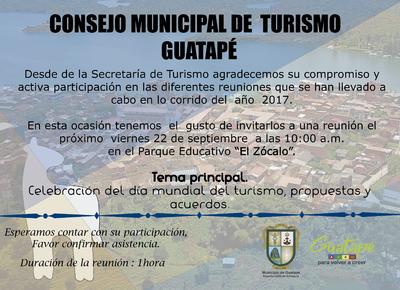 Consejo  Local de Turismo