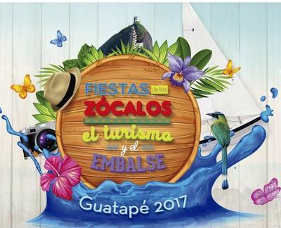 Fiestas de los Zócalos el  Turismo  y  el  embalse.
