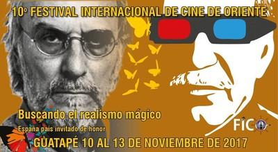 10º Festival Internacional de Cine de Oriente en Guatapé