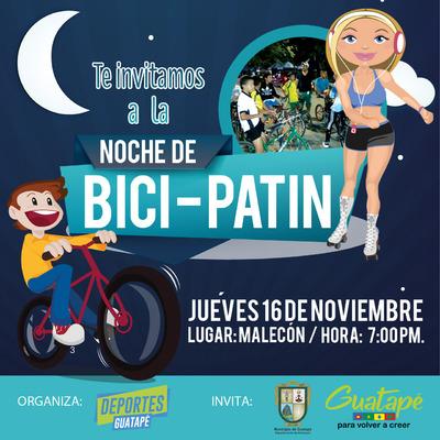 Noche de Bici-Patin