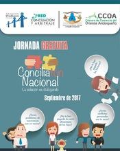 Jornada de conciliación