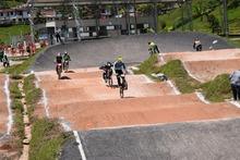 II valida copa oriente de BMX