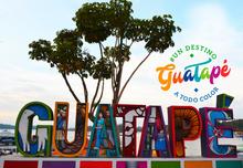 Guatape #UnDestinoATodoColor