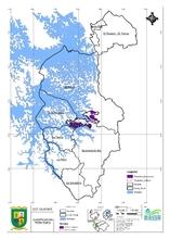 Clasificación del territorio en suelo urbano, rural y expansión urbana