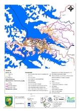 Localización de actividades, infraestructura y equipamientos básicos