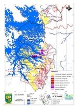 Zonas de amenaza y riesgo zona rural